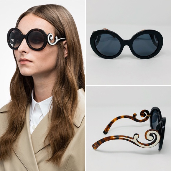 259142b848 Prada Accessories | Minimal Baroque Sunglasses | Poshmark